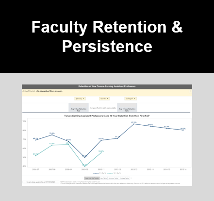 Faculty Retention